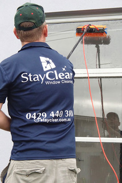 residential window cleaning St Andrews Beach
