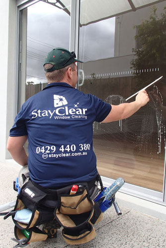 window cleaner Fingal