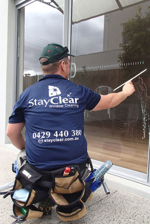 window cleaner McCrae Victoria