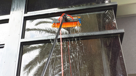 water fed pole window cleaning Mornington