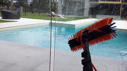 Water fed pole window cleaning Mornington Peninsula