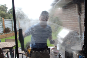 Window washing  Dromana